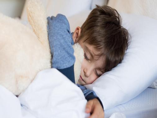 Your 5-year-old: Getting enough sleep