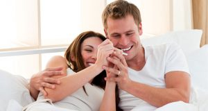 Emotional support for pregnant partners