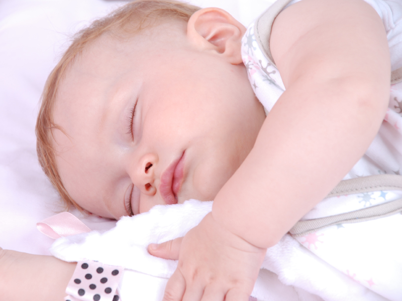 How much should my newborn be sleeping?