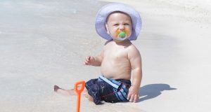 When can I start applying sunscreen to my infant?