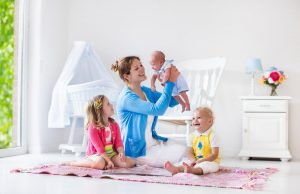 Parenting Advice For New Mom